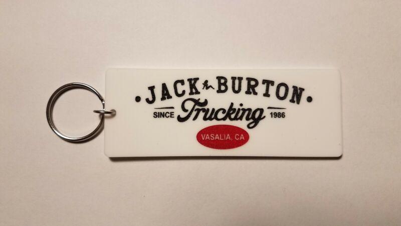 Jack Burton Porkchop Express Big Trouble in  little china inspired keychain