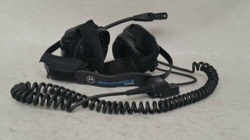 Motorola BDN6635B David Clark M-77 VOX Heavy Duty Headset