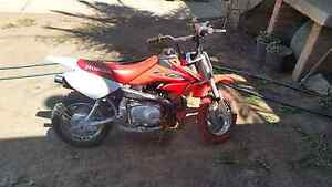 CRF 50 2014 Tumut Tumut Area Preview