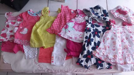 Assorted girls clothing Craigmore Playford Area Preview