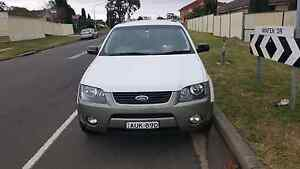 IMMACULATE  & LUXURY FORD TERRITORY WTH MOUNTED DVD PLAYER Sylvania Sutherland Area Preview