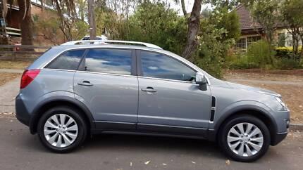 2014 Holden Captiva Wagon