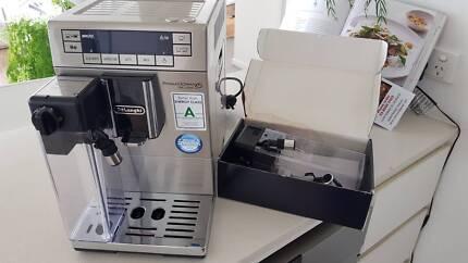 Delonghi Prima Donna Delux XS Coffee Machine