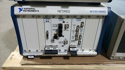 National Instruments Ni Pxi-8360 Mxi-express Interface Remote Control Module