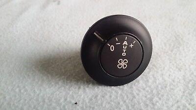 Peugeot 807 Citroen C8 Rear Fan Blower Heater Switch PA6-GF25