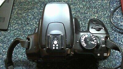 Canon EOS Rebel XTi Digital Camera Body Only
