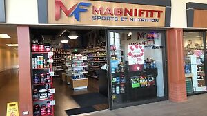Nutrition Retail Store for sale