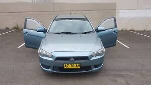 2008 Mitsubishi Lancer With Full Service History & Receipts
