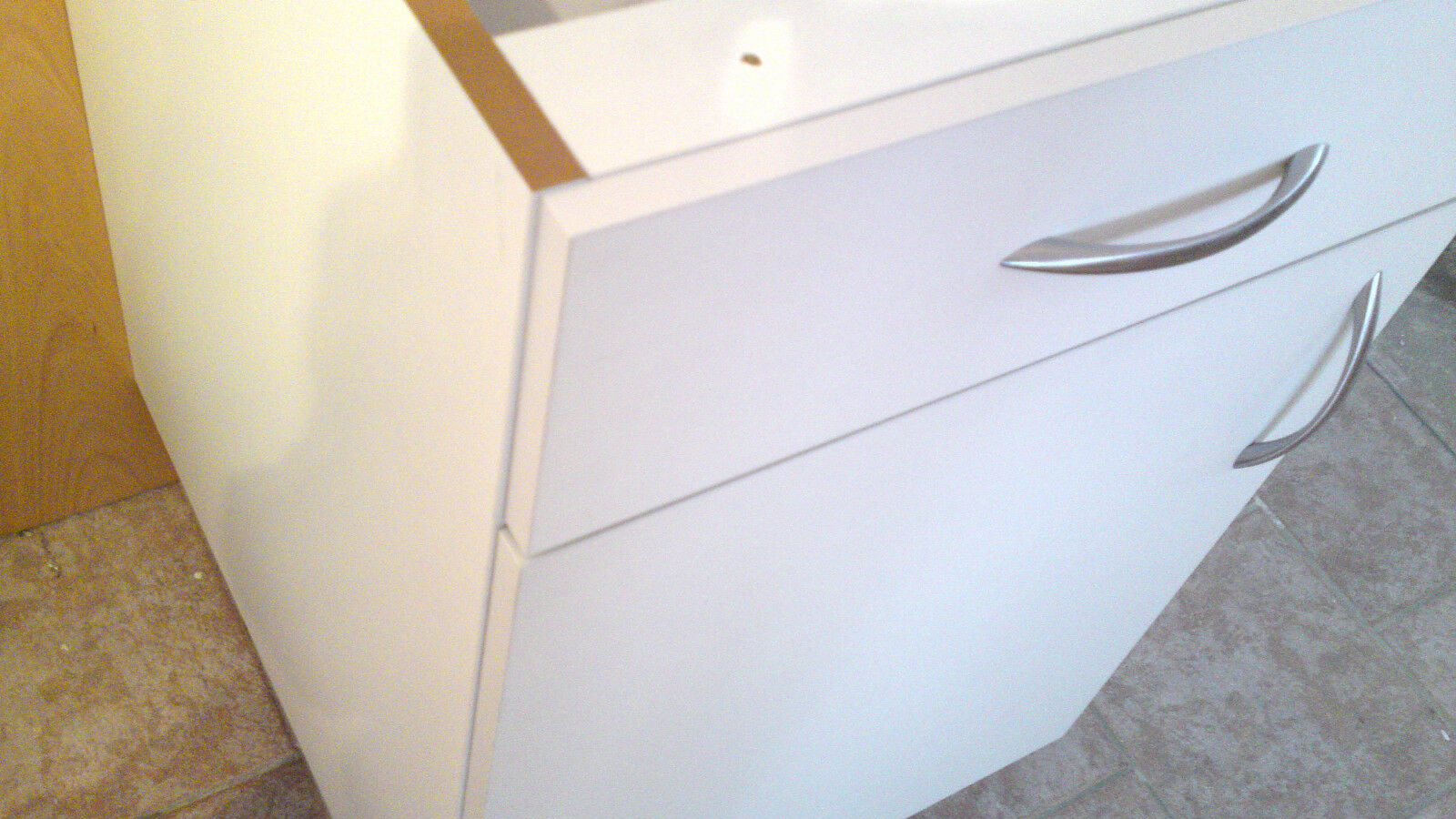 einbauk che mankafit 7 anthrazit k chenzeile 280 cm mit. Black Bedroom Furniture Sets. Home Design Ideas