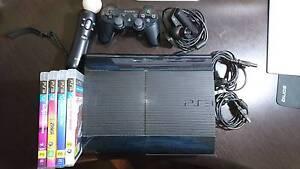 **PS3 Super Slim PLUS Extras*** Bundoora Banyule Area Preview
