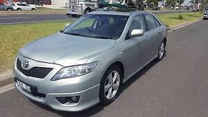 2009 Toyota Camry Sportivo Sedan Traralgon East Latrobe Valley Preview