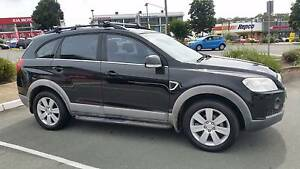 2007 Holden Captiva - 7 Seats - 4 X 4  - Auto - Rego - Driveaway Cleveland Redland Area Preview