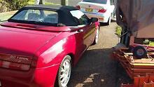1999 Alfa Romeo Spider Convertible Singleton Heights Singleton Area Preview