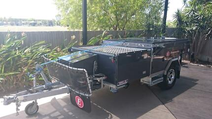 Camper trailer Forward Folding Idalia Townsville City Preview