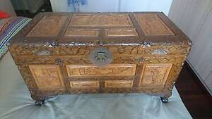 Camphor chest Northgate Brisbane North East Preview