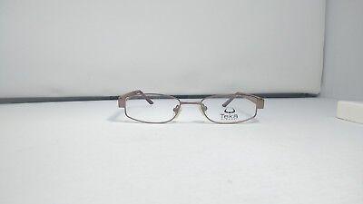 Teka Eyewear Soho New York tk104   BROWN/LEATHER  47-17-135  1533