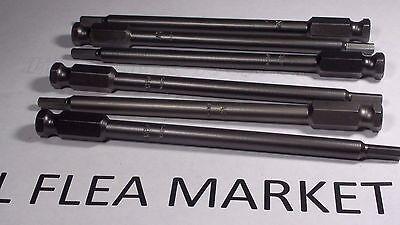 Apex An-06-6-5pk Alloy Steel Screwdriver Bit