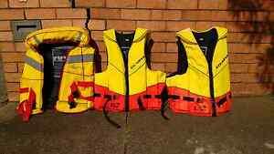 PFD1 Life Vests, like new St Kilda East Glen Eira Area Preview