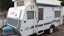 1998 15' Jayco Westport with Solar and Lots of Extras Elizabeth South Playford Area Preview