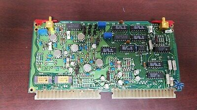 Hp 85662-60025 Replacement Board For 85662a Spectrum Analyzer Display Section