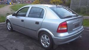 2001 Holden Astra Hatchback Meadow Heights Hume Area Preview