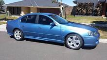 2006 Ford Falcon XR6 - Dedicated Factory Gas LPG Cranbourne South Casey Area Preview
