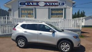 2014 Nissan Rogue AWD SUNROOF BACKUP CAMERA HEATED SEATS AIR CRU