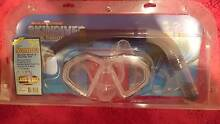Brand new high-quality silicone mask and snorkelling set Braddon North Canberra Preview