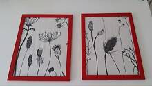 2 frames with artwork North Narrabeen Pittwater Area Preview