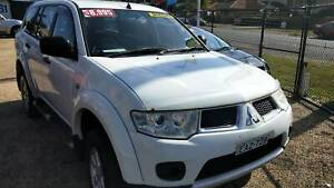 Mitsubishi challenger Long Jetty Wyong Area Preview