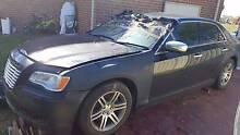 Damaged 2012 Chrysler 300C Diesel MY13 NO VIV WOVR Clean Title Melbourne CBD Melbourne City Preview