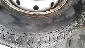 Spare tyre of Ford transit van Reservoir Darebin Area Preview