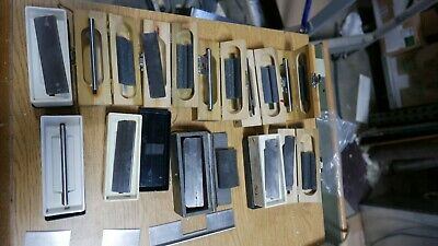 11 Microtome Knives Blades Believed Mostly American Optical
