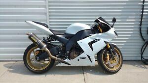 Kawasaki zx10r / 25 000 kms