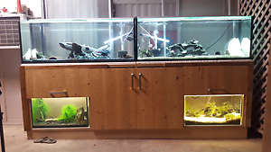Fish tank stand Townsville Townsville City Preview