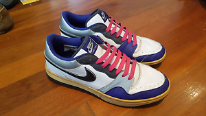 Nike - court force - low tops - Size 13 US Campbelltown Campbelltown Area Preview