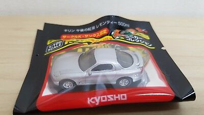 1/100 Kyosho MAZDA RX-7 FD3S SILVER diecast car model NEW