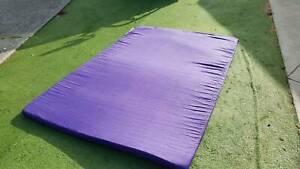 FOAM cotton camping mattress / bed / camper / swag