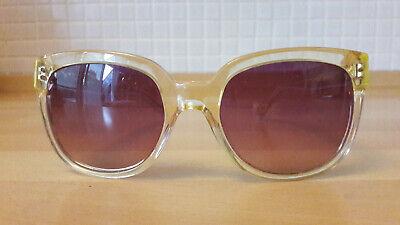 Sonnenbrille von Marc by Marc Jacobs / transparenter Rahmen