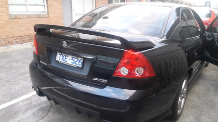 Holden commodore sv6 vz