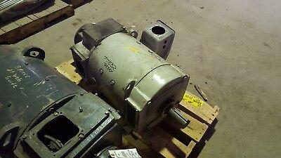 50 HP DC General Electric Motor, 2500 RPM, 327AY Frame, DPFV, 500 V