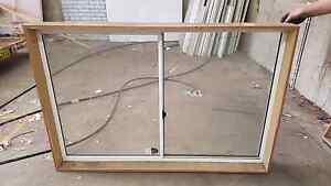 Aluminium window in timber frame Ingleburn Campbelltown Area Preview