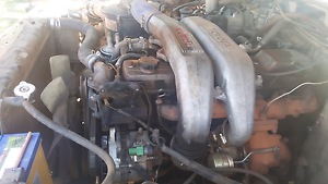 12ht turbo and 5 speed 60 40 Series Burpengary Caboolture Area Preview