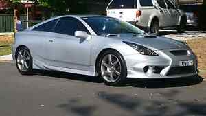 2003 Toyota Celica ZR North St Marys Penrith Area Preview