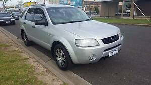 2007 Ford Territory AWD TS Wagon Traralgon Latrobe Valley Preview