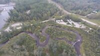 Trout creek full service year round campground