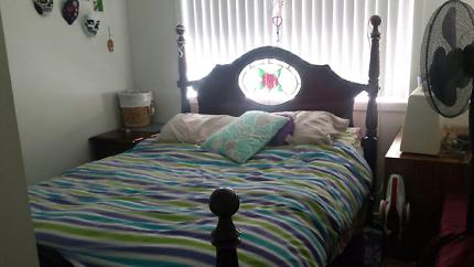 Gorgeous queen size bedroom suite