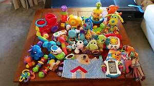 Baby toys- rattles, lamaze toys, fisher price, soft books, Reedy Creek Gold Coast South Preview