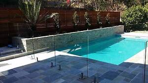 Glass pool & spa fencing Ipswich Ipswich City Preview