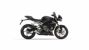 2018 Triumph Street Triple RS $500 Cash Rebate OR 1.99% for 48 m